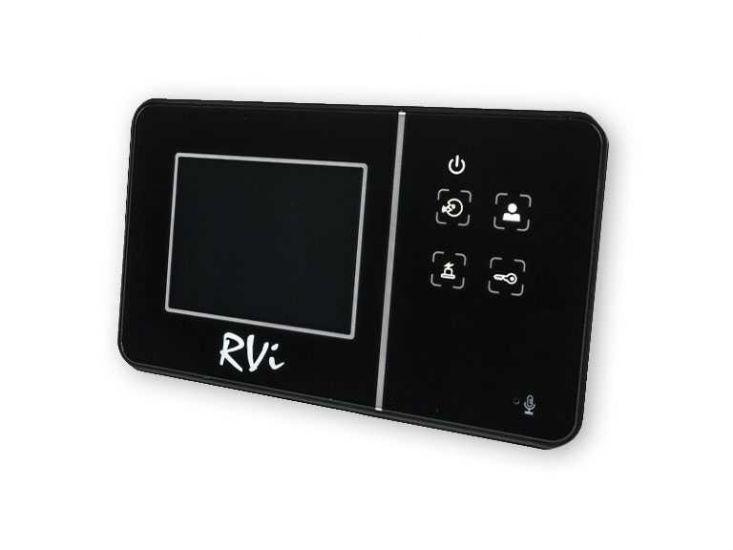 Монитор RVi-VD1 Mini (белый, черный) видеодомофона