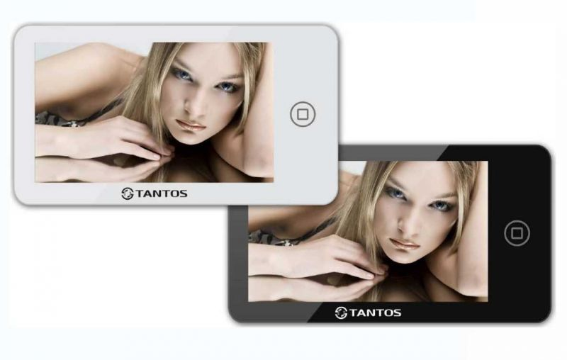 Монитор Tantos NEO + видеодомофона