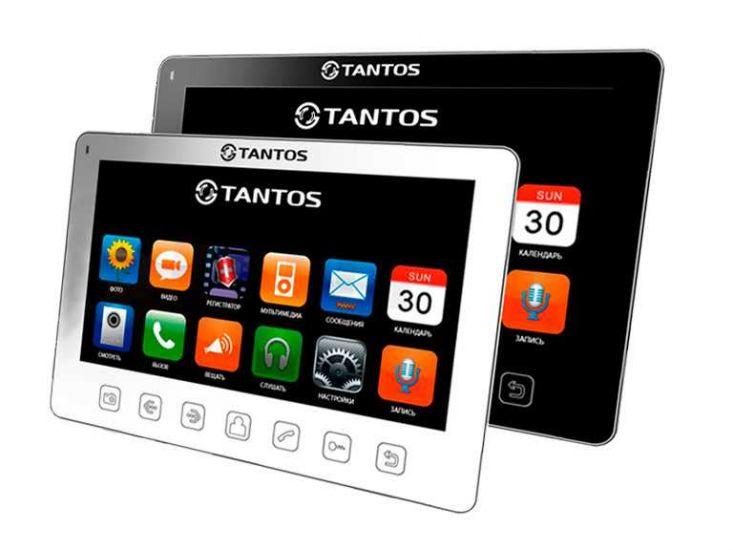 Монитор Tantos Prime Slim видеодомофона