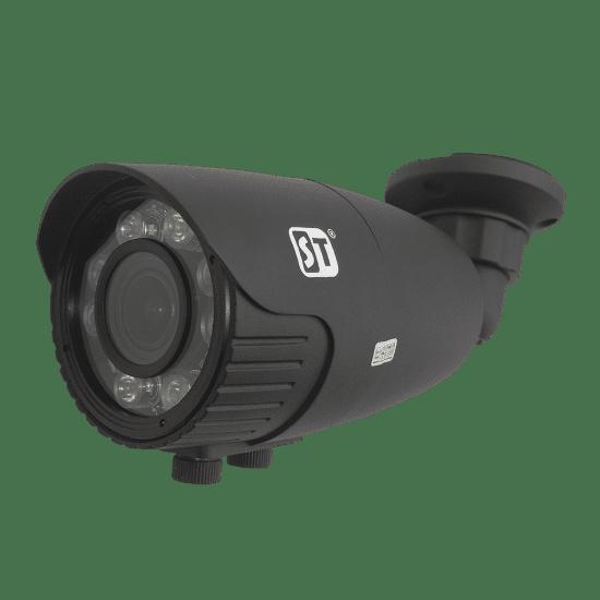 Видеокамера ST-187 IP Home Starlight POE (черная)