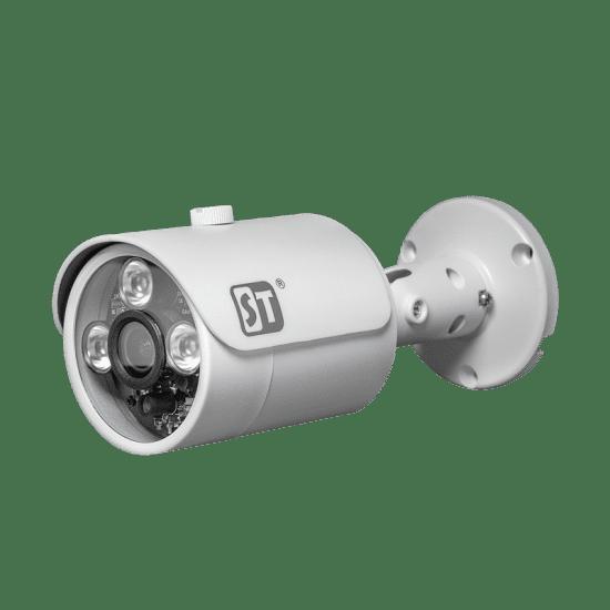 Видеокамера ST-181 M IP Home POE аудио (3.6) (белая, черная)
