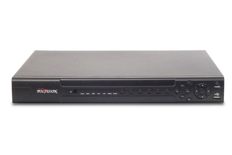 Видеорегистратор Polyvision PVDR-A8-08M2 V.2.9.1 мультигибридный