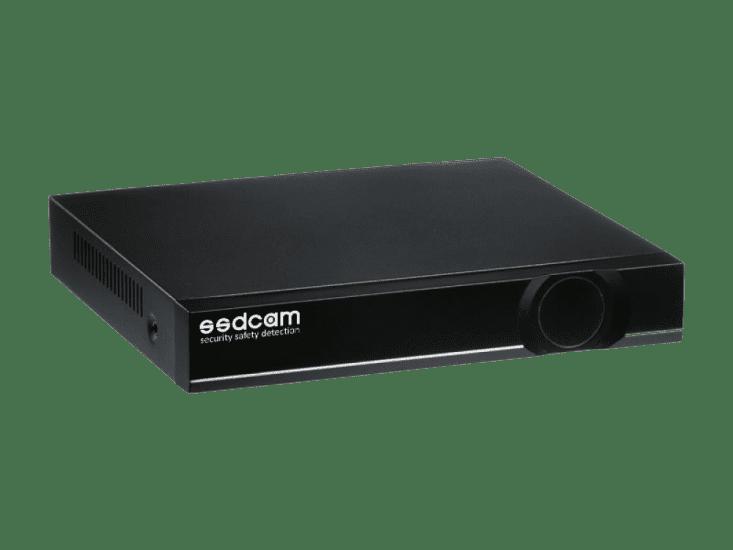 Видеорегистратор SSDCAM AV-4108PS  AHD
