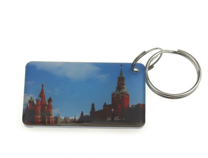 "Заготовка RFID (H2) ""Кремль"" брелок"