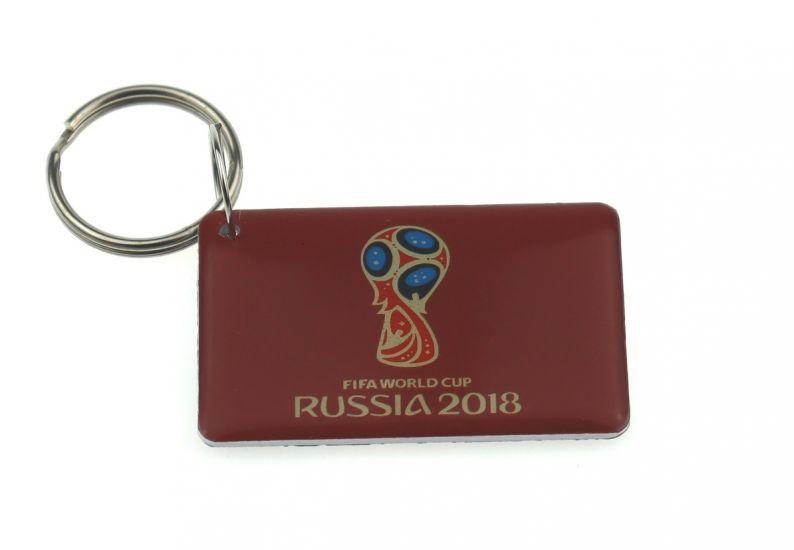"Заготовка  RFID (H2) ""Russia 2018 2"" брелок"