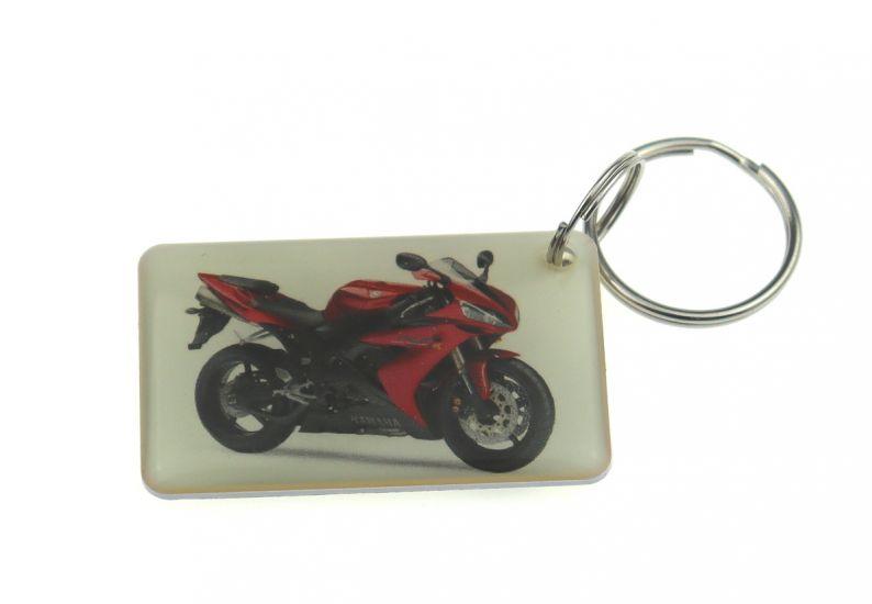 "Заготовка RFID (H2) ""Мотоцикл"" брелок"