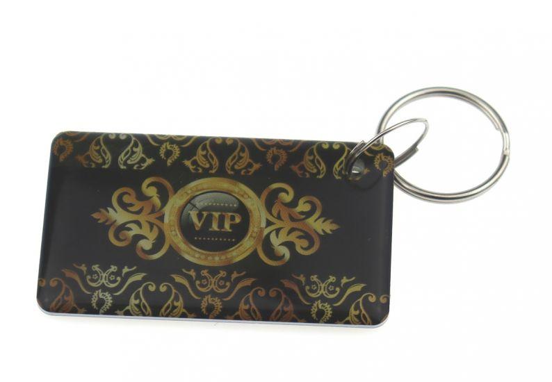 "Заготовка RFID (H2) ""VIP"" брелок"