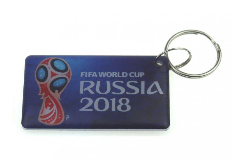 "Заготовка RFID (H2) ""Russia 2018 3"" брелок"