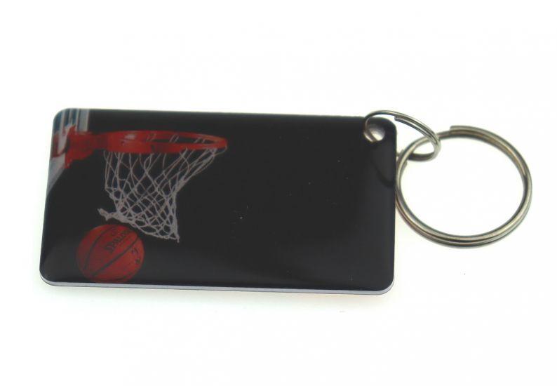"Заготовка RFID (H2) ""Баскетбол"" брелок"
