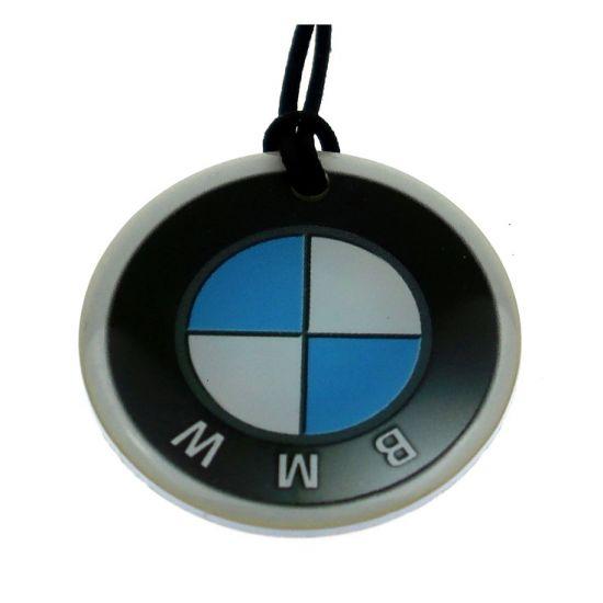 Заготовка RFID (H2) BMW брелок