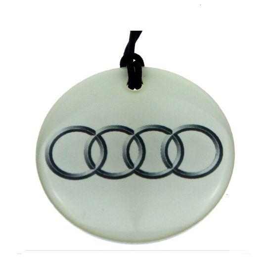 Заготовка RFID (H2) Audi брелок