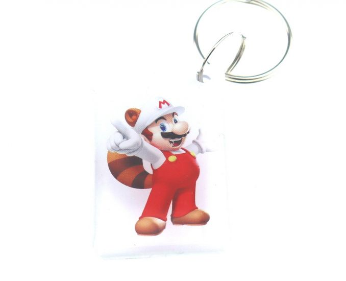"Заготовка RFID (H2) ""Марио"" брелок"