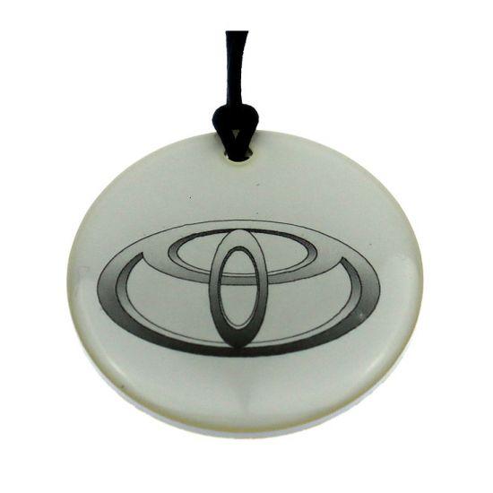 Заготовка RFID (H2) Toyota брелок