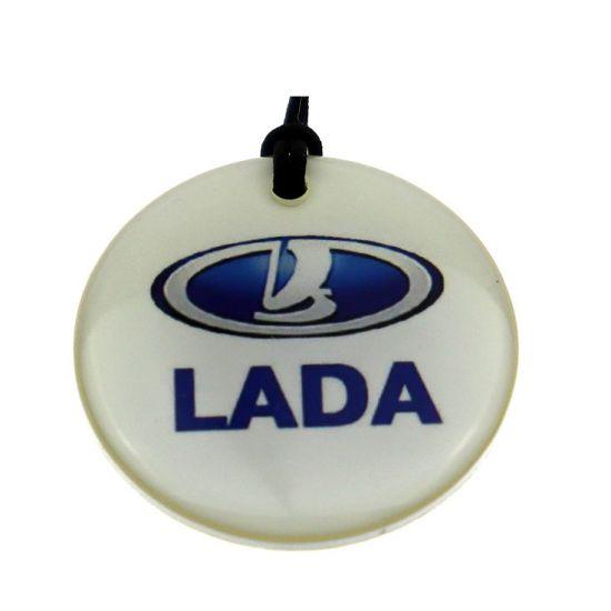 Заготовка RFID (H2) Lada брелок